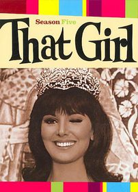 That Girl Season 5 - (Region 1 Import DVD)
