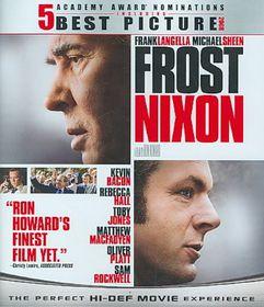 Frost/Nixon - (Region A Import Blu-ray Disc)