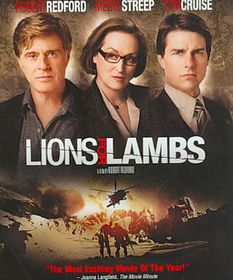 Lions for Lambs - (Region A Import Blu-ray Disc)