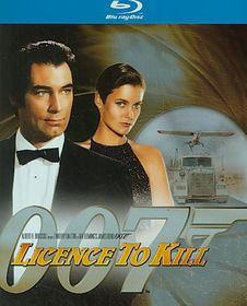 License to Kill (Ultimate Edition) - (Region A Import Blu-ray Disc)