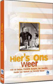 Hier's ons Weer - (DVD)
