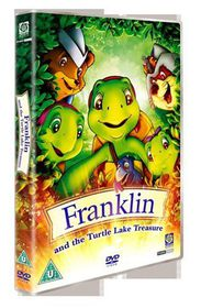Franklin and The Turtle Lake Treasure - (Import DVD)