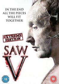 Saw V - (Import DVD)