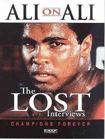 Ali on Ali:Lost Interviews Champions - (Region 1 Import DVD)