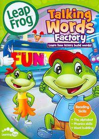 Leapfrog:Talking Words Factory - (Region 1 Import DVD)