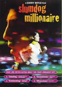 Slumdog Millionaire - (Region 1 Import DVD)