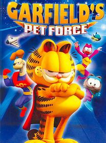 Garfield's Pet Force (with Movie Cash - (Region 1 Import DVD)