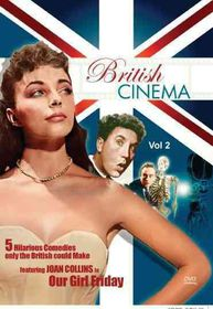 British Cinema Collection Vol 2 Comed - (Region 1 Import DVD)
