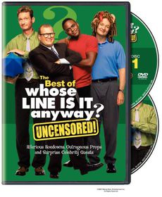 Best of Whose Line is It Anyway - (Region 1 Import DVD)