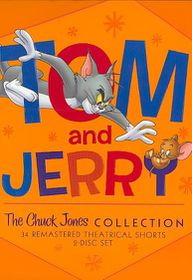 Tom & Jerry:Chuck Jones Collection - (Region 1 Import DVD)