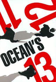 Ocean's Eleven Twelve & Thirteen Gift - (Region 1 Import DVD)