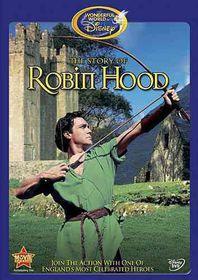 Story of Robin Hood - (Region 1 Import DVD)