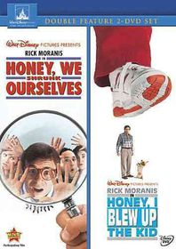 Honey We Shrunk Ourselves/Honey I Ble - (Region 1 Import DVD)