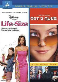 Life Size/Get a Clue - (Region 1 Import DVD)