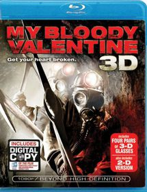 My Bloody Valentine 3D - (Region A Import Blu-ray Disc)