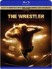 Wrestler - (Region A Import Blu-ray Disc)