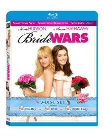 Bride Wars - (Region A Import Blu-ray Disc)