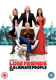 How to Lose Friends and Alienate People  - (Import DVD)