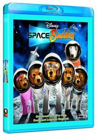 Space Buddies - (Import Blu-ray Disc)