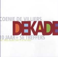 De Villiers, Coenie - Dekade (CD)