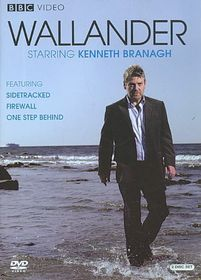 Wallander:Sidetracked/Firewall/One St - (Region 1 Import DVD)