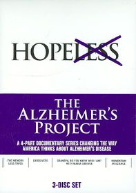 Alzheimer's Project - (Region 1 Import DVD)