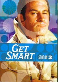 Get Smart Season 3 - (Region 1 Import DVD)