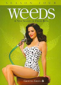 Weeds Season 4 - (Region 1 Import DVD)