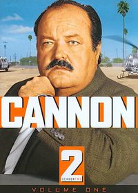 Cannon:Season Two Vol 1 - (Region 1 Import DVD)