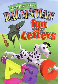 Operation Dalmatian:Fun with Letters - (Region 1 Import DVD)