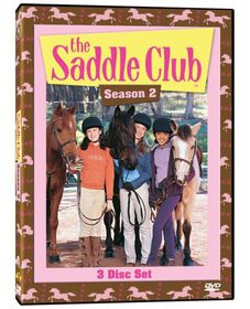 Saddle Club the Complete Second Seaso - (Region 1 Import DVD)