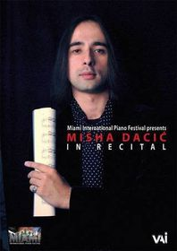 Misha Dacic in Recital - (Region 1 Import DVD)