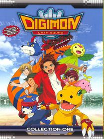 Digimon Data Squad Collection One - (Region 1 Import DVD)
