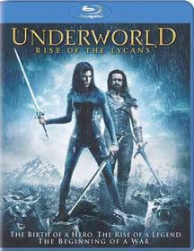 Underworld:Rise of the Lycans - (Region A Import Blu-ray Disc)