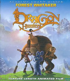 Dragon Hunters - (Region A Import Blu-ray Disc)