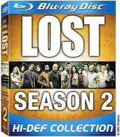 Lost:Complete Second Season - (Region A Import Blu-ray Disc)