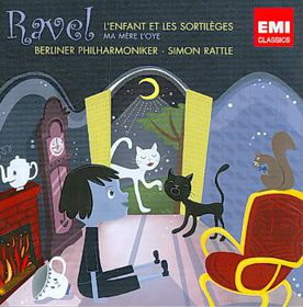 Rattle Simon - L`enfant Et Les Sortile (CD)