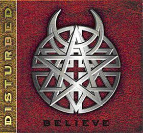 Disturbed - Believe (CD)