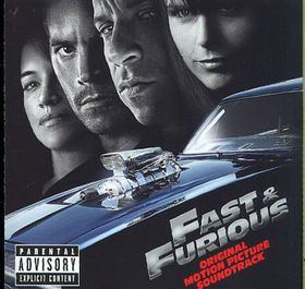 Original Soundtrack - Fast & Furious (CD)