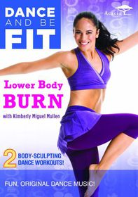 Dance and Be Fit: Lower Body Burn - (Import DVD)