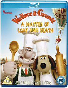 Wallace and Gromit: A Matter of Loaf and Death - (Import Blu-ray Disc)