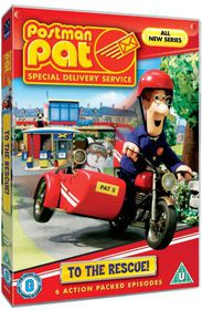 Postman Pat: Special Delivery Service - Pat to the Rescue - (Import DVD)