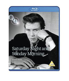 Saturday Night and Sunday Morning - (Import Blu-ray Disc)
