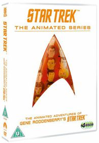 Star Trek: The Animated Series - (Import DVD)