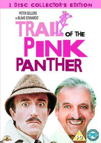 Trail of the Pink Panther  - (Import DVD)