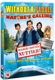 Without a Paddle - Nature's Calling (Parallel Import - DVD)