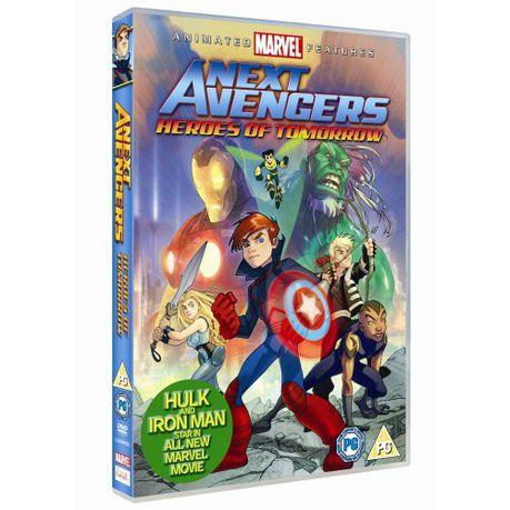 next avengers heroes of tomorrow full movie online