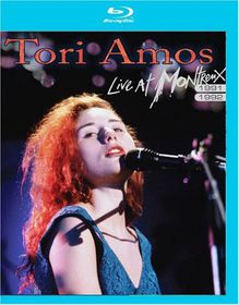 Tori Amos: Live at Montreux - 1991 and 1992 - (Import Blu-ray Disc)
