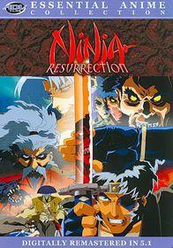 Ninja Resurrection/Blood Reign - (Region 1 Import DVD)