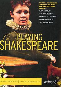 Playing Shakespeare - (Region 1 Import DVD)